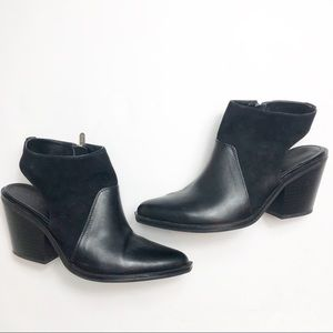 Sam Edelman Shoes - Sam Edelman Carly Ankle Boots Booties Black 8.5